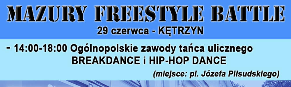 Mazury Freestyle Battle