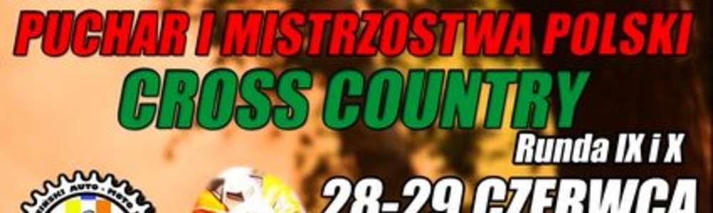 Puchar i Mistrzostwa Polski Cross Country