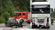 Tragiczny wypadek pod Miłogórzem. Zginęły trzy osoby