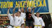 250 karateków na Ogólnopolskim Turnieju w Ostrowi