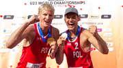 Iławianin mistrzem świata w siatkówce plażowej!