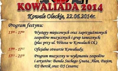 Kowaliada 2014