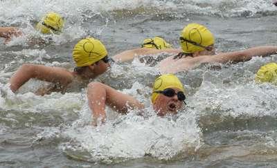 III Rajd Pływacki dookoła Małego Jezioraka