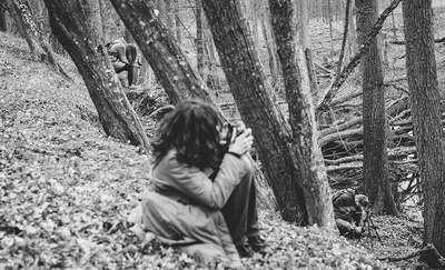 U źródeł rzeki Łyny — wystawa fotografii