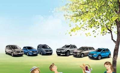 Piknik Dacia z atrakcjami dla całych rodzin