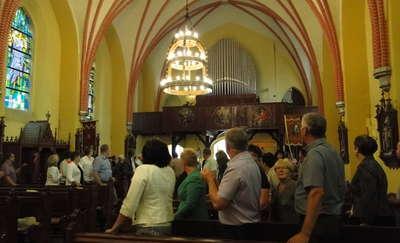 W niedzielę wspaniały koncert w niesamowitym Orzechowie