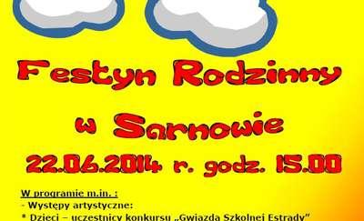 Festyn Rodzinny w Sarnowie