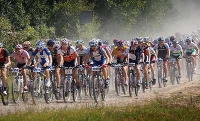 Entuzjaści rowerów spotkają się na maratonie w Ełku