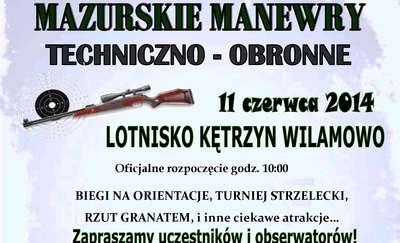 Mazurskie Manewry w Wilamowie k. Kętrzyna