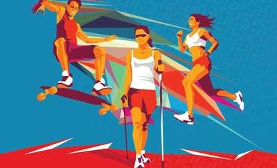Narodowy Dzień Sportu w Olsztynie