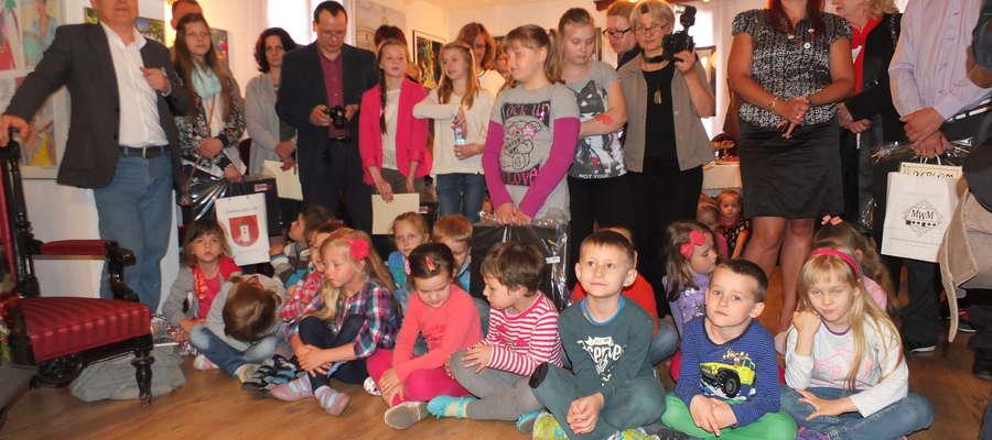 Dzień Dziecka w Muzeum cieszył się dużym zainteresowaniem