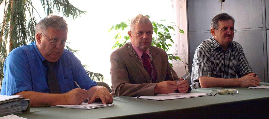 Wójt Ryszard Gałka otrzymał absolutorium