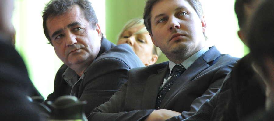 - Samorząd powinien być transparentny i przejrzysty – mówił Jakub Krawczyk