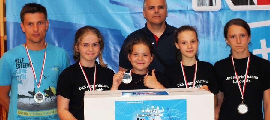 Dziewczyny z Lubowidza znów na medal