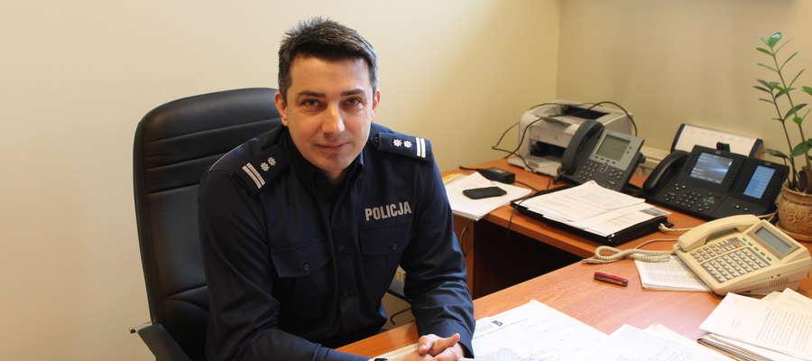 - Polityka policji się zmieniła, gdy okazało się, że mandaty i upomnienia nie wystarczają - mówi mł. insp. Tomasz Łysiak
