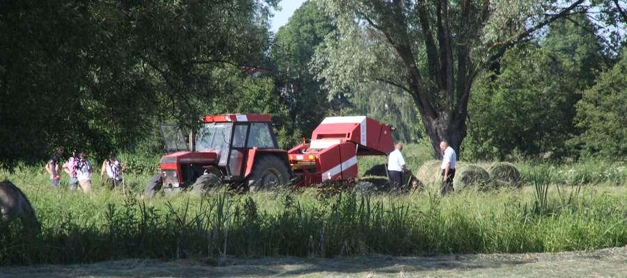 Do wypadku doszło we wtorek miejscowości Jezioro