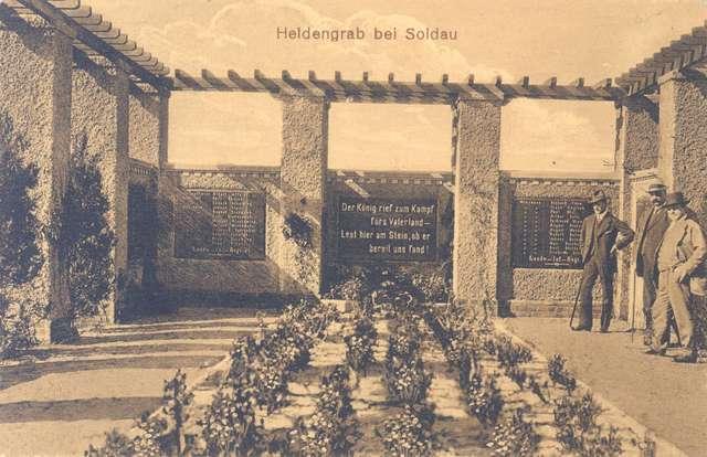 Tajemnicze mauzoleum pod Działdowem - full image