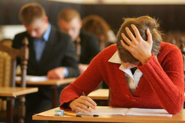 Kto odpowiada za słabe wyniki matur? - full image