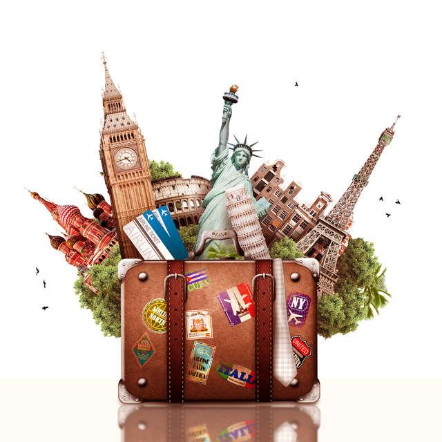 Turystyczny savoir vivre  - full image