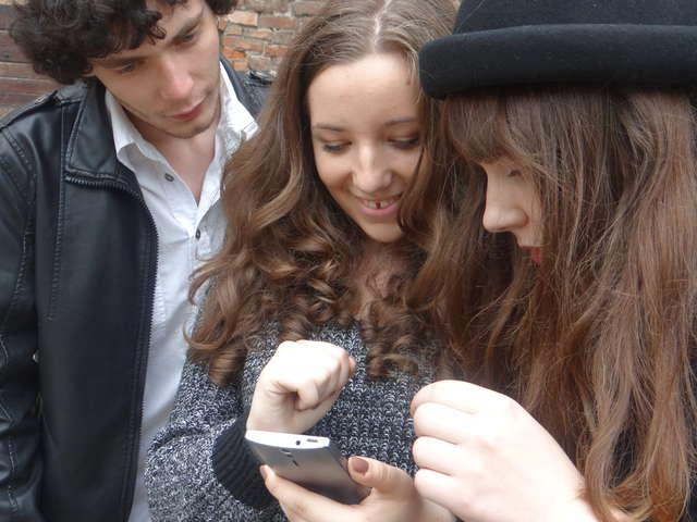 Zagraj w grę miejską w Giżycku, Olsztynie i Ełku - full image