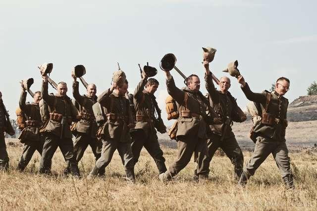 Bitwa pod Tannenbergiem w obiektywie. ZOBACZ ZDJĘCIA I FILM - full image