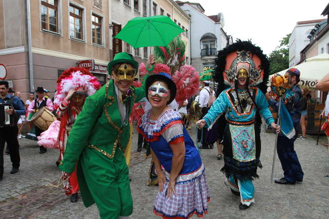 Międzynarodowe Olsztyńskie Dni Folkloru WARMIA. Zobacz zdjęcia! - full image