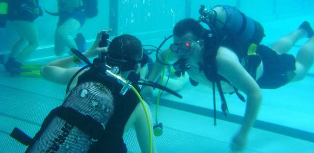 Olsztyn.Aktywnie! na lądzie i pod wodą - full image