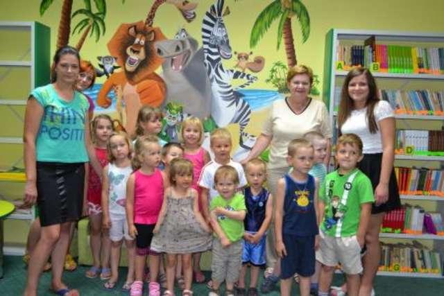 Przedszkole w ZPPO w Broku otwarte po raz pierwszy w lipcu.  - full image