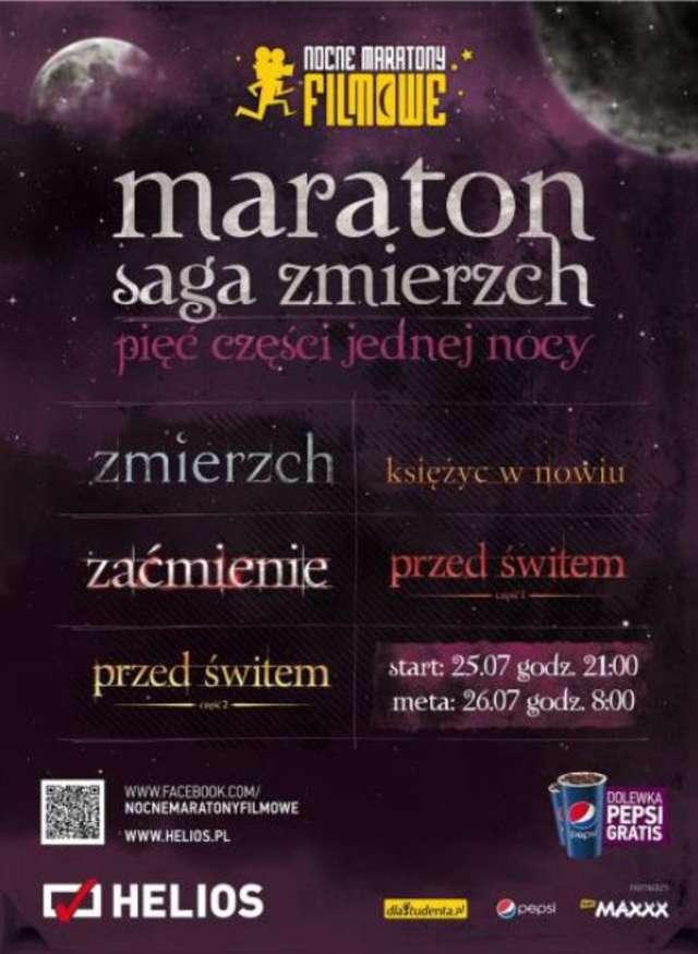 Saga Zmierzch. Maraton w Heliosie! - full image