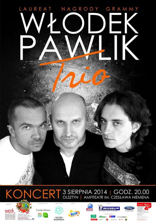 Włodek Pawlik Trio w Olsztynie - full image