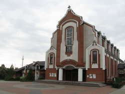 Klasztor i kościół Braci Mniejszych Kapucynów w Olsztynie