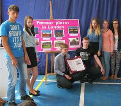 Uczniowie zaprezentowali różne projekty edukacyjne