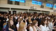 Gimnazjum pożegnało 220 absolwentów