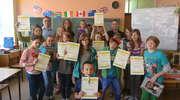 Bezledy English Camp w szkole w Bezledach