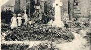 Tragiczne pamiątki po I wojnie w Sątopach