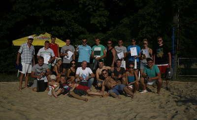 III Otwarte Mistrzostwa w Plażowej Piłce Siatkowej