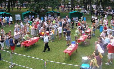 Regionalny Festiwal Pogranicza Kartaczewo 2014