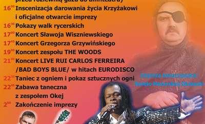 Powrót Juranda do Spychowa 2014