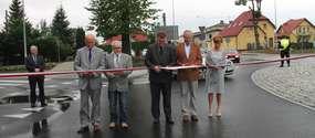 Droga wojewódzka Lubawa-Lidzbark oficjalnie otwarta