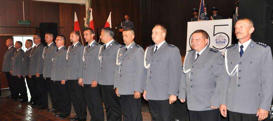 Policjanci otrzymali awanse