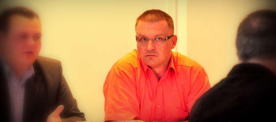 Laptop zginął skarbnikowi Gminy, na szczęście Tomasz Osik ma kopie najważniejszych dokumentów