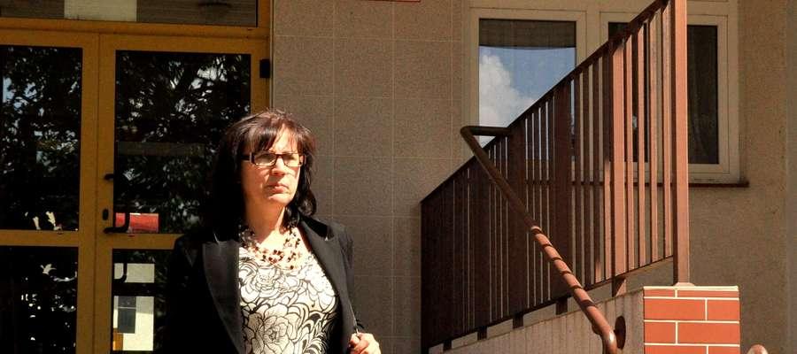 Iwona Domżalska zapowiada, ze do przedszkola utworzonego przy Zespole Szkół w Lubowidzu przyjmie każde dziecko