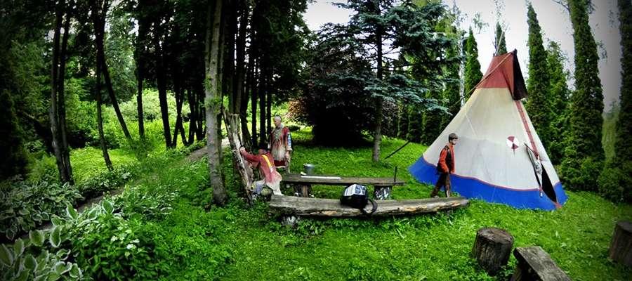 W Brudnicach pojawi się indiańska wioska