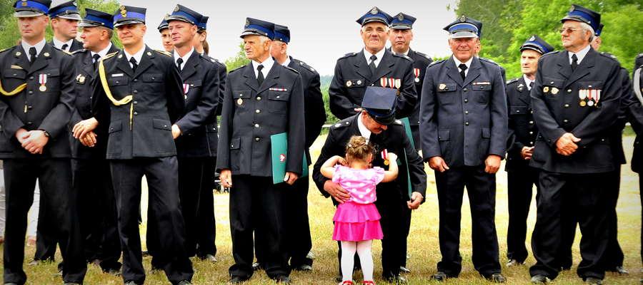 Strażacy z Zielunia świętowali 100 rocznicę istnienia jednostki