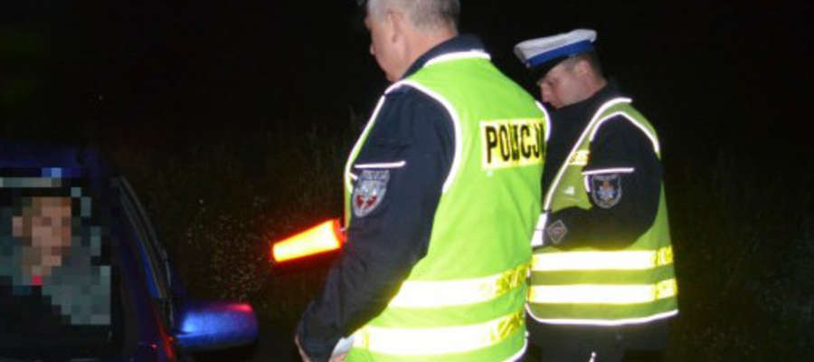 Policjanci prowadzą systematyczne kontrole trzeźwości