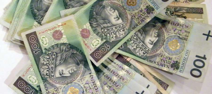 W torebce miało być 110 tys. zł