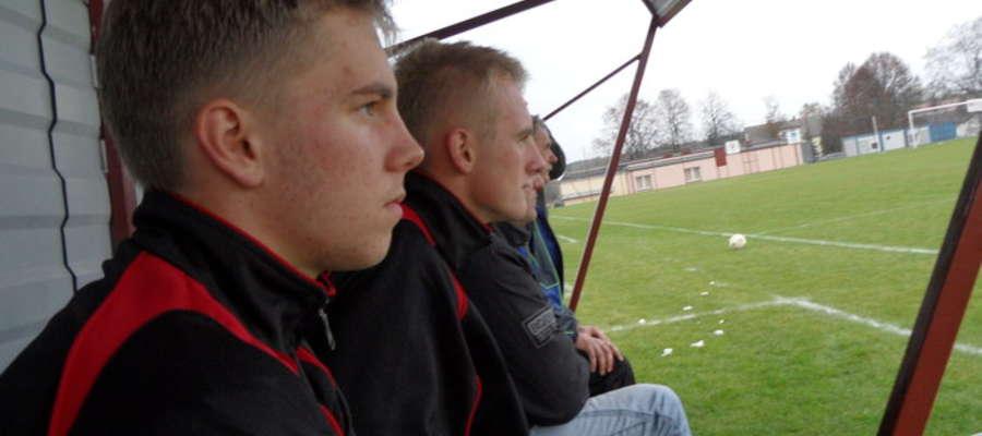 Dzięki inwestycji piłkarze i trenerzy będa mieć lepsze warunki AUTOR ORZEŁ SYPNIEWO