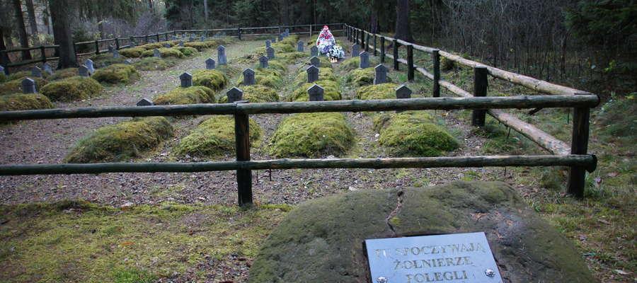 Cmentarz w Domajewie