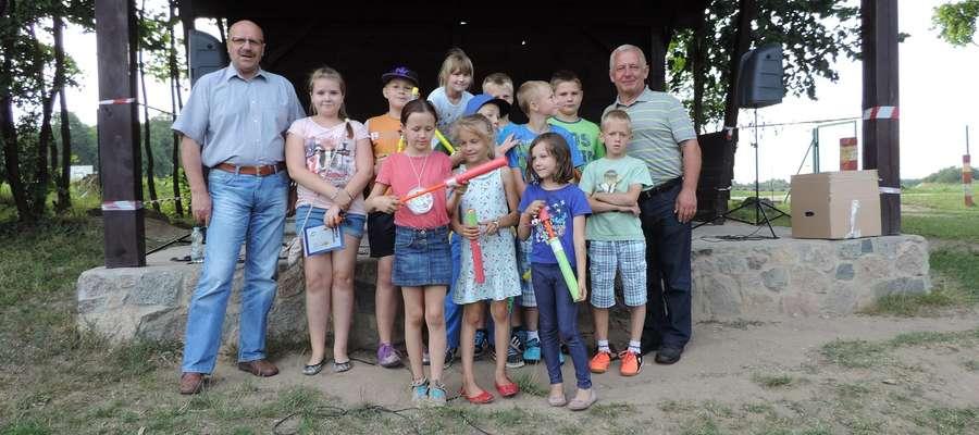 Festyn otwierający lato w Kozłowie stanowił ciekawą propozycję spędzenia słonecznego weekendu lipcowego.