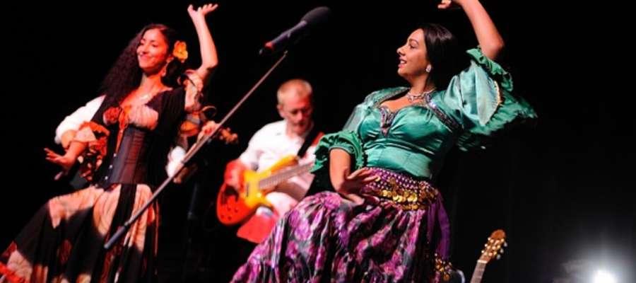 Cygańskie rytmy w wykonaniu zespołu Romanca